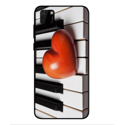 Coque I Love Piano pour Huawei Y5p