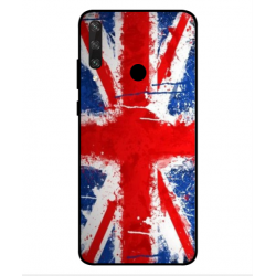 Coque UK Brush Pour Huawei Y6p