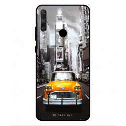 Coque New York Taxi Pour Huawei Y6p