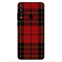 Coque Broderie Suédoise Pour Huawei Y6p