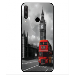 Huawei Y6p London Style Cover
