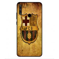 Coque FC Barcelone Pour Huawei Y6p