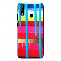 Huawei Y8s Brushstrokes Cover