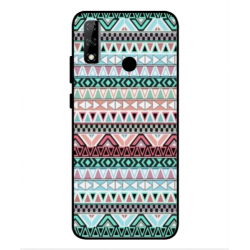 Huawei Y8s Mexican Embroidery Cover