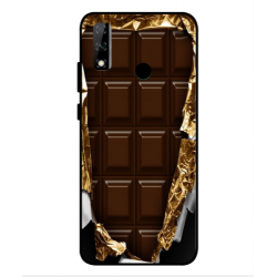 Huawei Y8s I Love Chocolate Cover