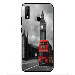 Huawei Y8s London Style Cover