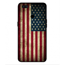 Oppo A12 Vintage America Cover