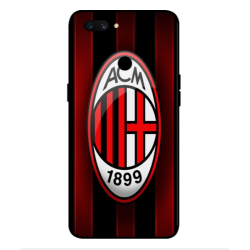 Oppo A12 AC Milan Cover