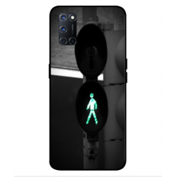 Carcasa It's Time To Go para Oppo A52