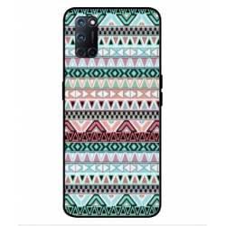 Oppo A52 Mexican Embroidery Cover