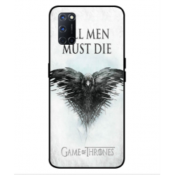 Oppo A52 All Men Must Die Cover