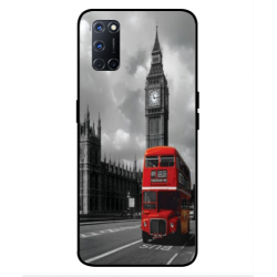 Oppo A92 London Style Cover
