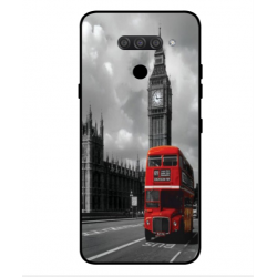 LG Q70 London Style Cover