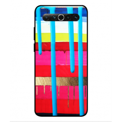 Meizu 17 Brushstrokes Cover