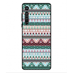 Motorola Edge Mexican Embroidery Cover