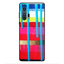 Motorola Edge Plus Brushstrokes Cover