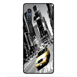 Motorola Edge Plus New York Case