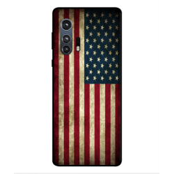 Motorola Edge Plus Vintage America Cover
