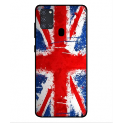 Samsung Galaxy A21s UK Brush Cover
