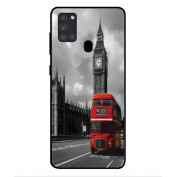 Samsung Galaxy A21s London Style Cover