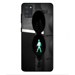 Samsung Galaxy A21s It's Time To Go Case