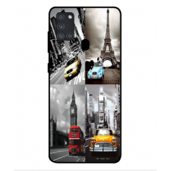 Samsung Galaxy A21s Best Vintage Cover