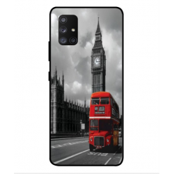 Samsung Galaxy A Quantum London Style Cover