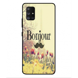 Samsung Galaxy A Quantum Hello Paris Cover