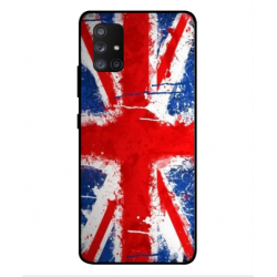 Samsung Galaxy A Quantum UK Brush Cover