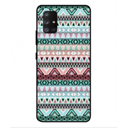 Samsung Galaxy A Quantum Mexican Embroidery Cover