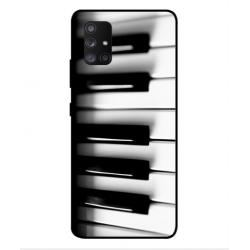 Samsung Galaxy A Quantum Piano Cover