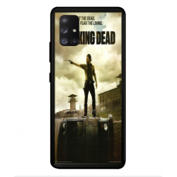 Samsung Galaxy A Quantum Walking Dead Cover
