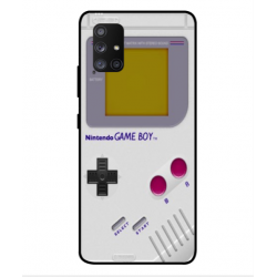 Samsung Galaxy A Quantum Game Boy Cover
