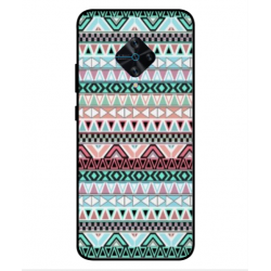 Vivo X50 Lite Mexican Embroidery Cover