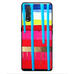 Oppo Find X2 Brushstrokes Cover