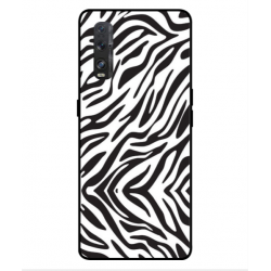 Oppo Find X2 Zebra Case