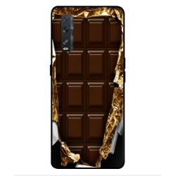 Oppo Find X2 I Love Chocolate Cover