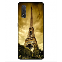 Oppo Find X2 Eiffel Tower Case