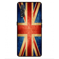 Oppo Find X2 Vintage UK Case