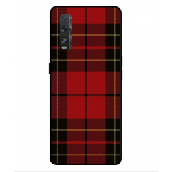 Oppo Find X2 Swedish Embroidery Cover