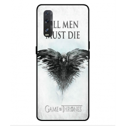 Oppo Find X2 All Men Must Die Cover