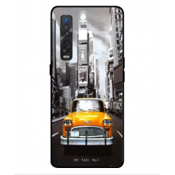 Oppo Find X2 Pro New York Taxi Cover
