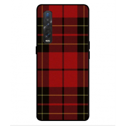 Oppo Find X2 Pro Swedish Embroidery Cover