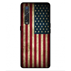 Oppo Find X2 Pro Vintage America Cover
