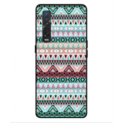 Oppo Find X2 Pro Mexican Embroidery Cover