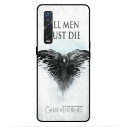 Oppo Find X2 Pro All Men Must Die Cover
