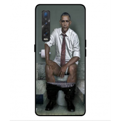 Oppo Find X2 Pro Obama On The Toilet Cover