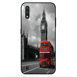 Samsung Galaxy M01 London Style Cover