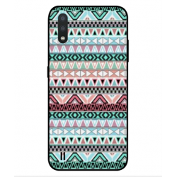 Samsung Galaxy M01 Mexican Embroidery Cover