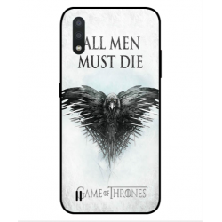 Samsung Galaxy M01 All Men Must Die Cover